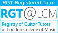 RGT registered tutor logo